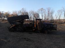 burned GRAD_Dmitrovka